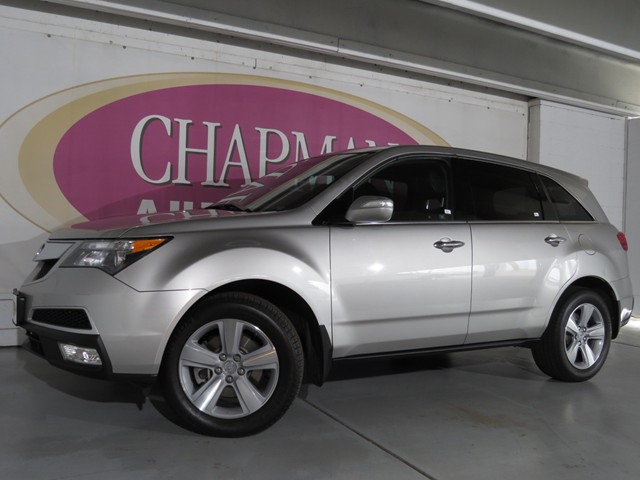 2010 Acura MDX SH-AWD w/Tech Details