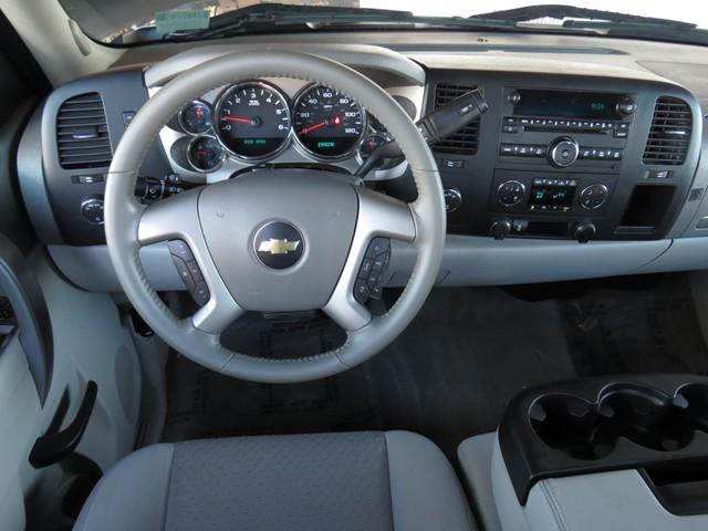 2013 Chevrolet Silverado 1500 LT Extended Cab – Stock #A1770030