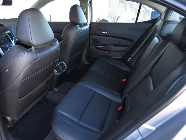 2015 Acura TLX w/Tech – Stock #A1770150