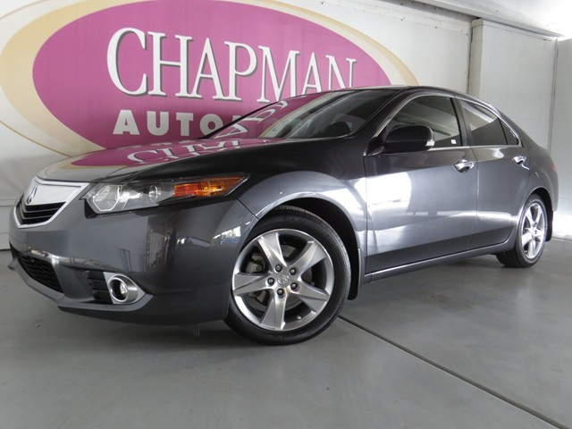 2013 Acura TSX  Details
