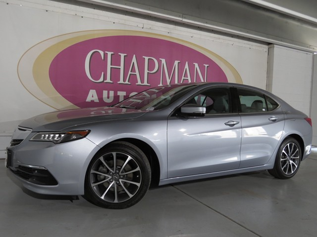2015 Acura TLX  Details