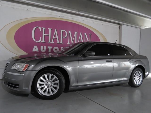 2012 Chrysler 300  Details