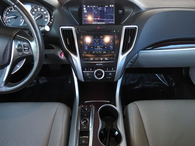 2015 Acura TLX w/Tech – Stock #A1771890