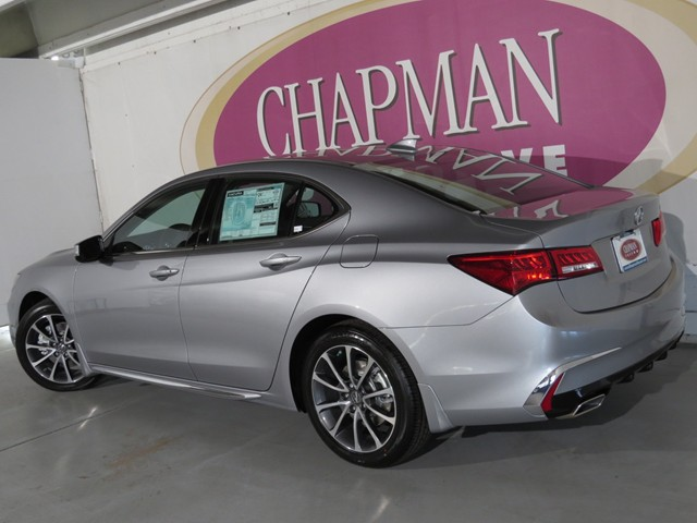 2018 Acura Tlx V6 Tech Pkg Stock A1800040 Chapman