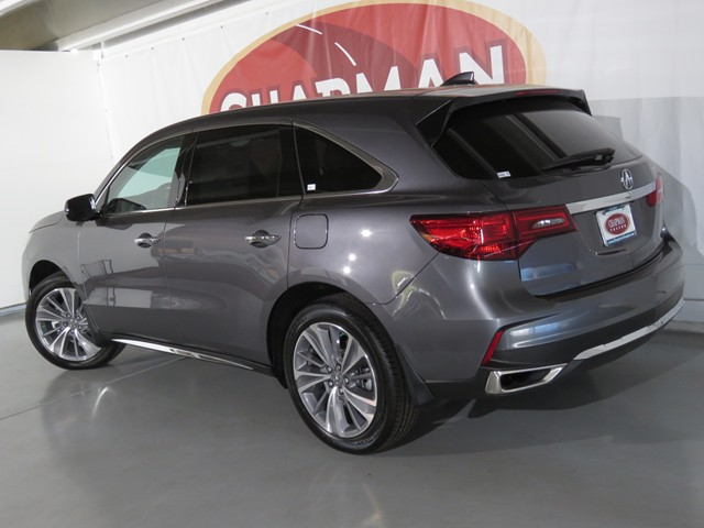 2018 acura mdx tech pkg stock a1800830 chapman acura tucson. Black Bedroom Furniture Sets. Home Design Ideas