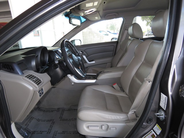 2007 Acura RDX SH-AWD – Stock #A1801460B