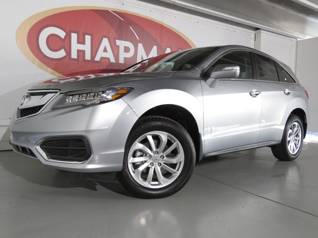 2018 Acura RDX FWD 6-Speed Automatic w/Manual Shift