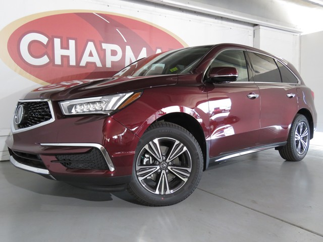 2018 Acura MDX FWD 9-Speed Automatic w/Manual Shift
