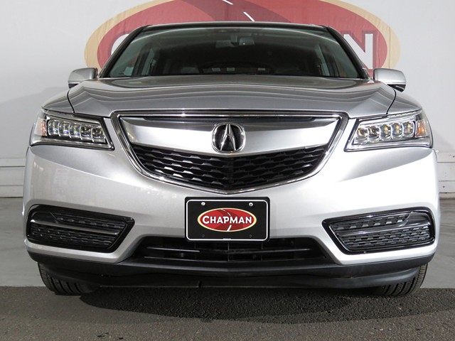 Used 2015 Acura Mdx W Tech For Sale Stock A1870490