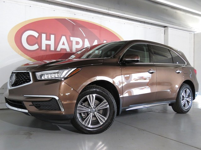 2019 Acura MDX FWD 9-Speed Automatic w/Manual Shift
