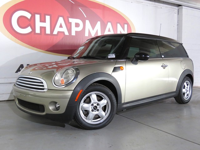 2009 Mini Cooper Clubman Availability Request Stock A1901540b