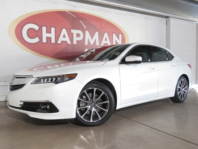2017 Acura TLX w/Advance