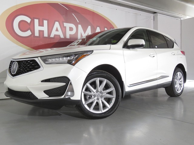 2019 Acura RDX FWD 10-Speed Automatic w/Manual Shift