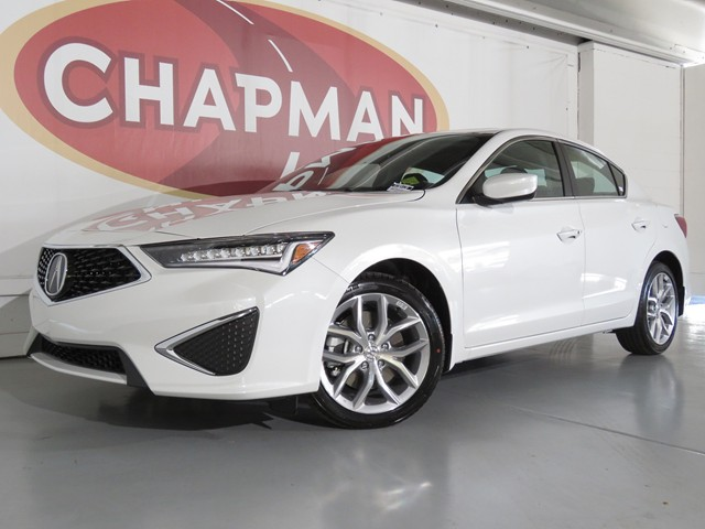 2019 Acura ILX FWD 8-Speed Double Clutch
