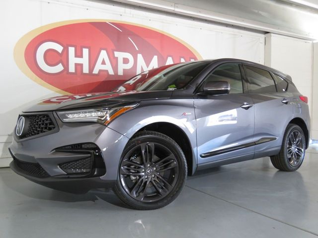 New 2020 Acura Rdx Awd A Spec A2000250 Chapman Tucson