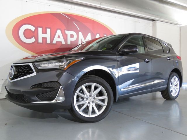 2020 Acura RDX FWD 10-Speed Automatic w/Manual Shift