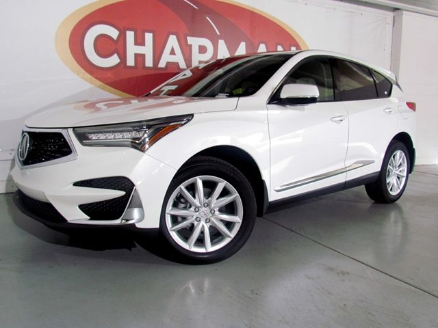2020 Acura RDX  10-Speed Automatic w/Manual Shift FWD