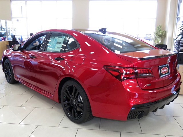 2020 Acura TLX AWD V6 PMC Edition