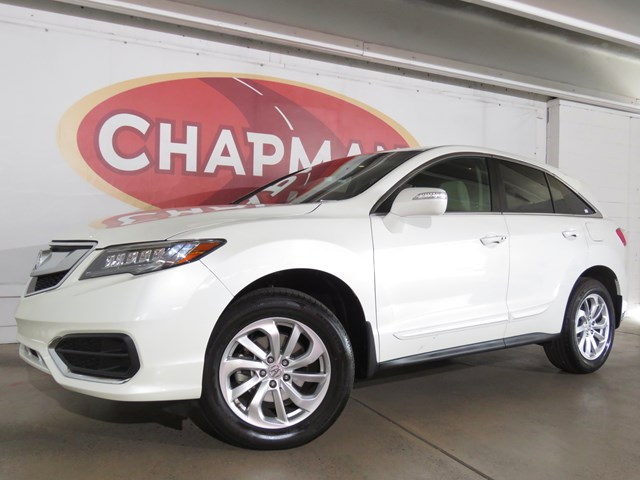 Certified Pre-Owned 2017 Acura RDX w/Tech
