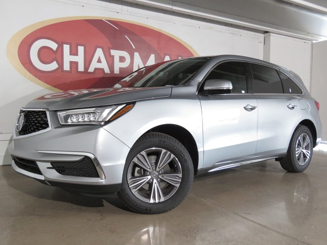 2020 Acura MDX  9-Speed Automatic w/Manual Shift FWD