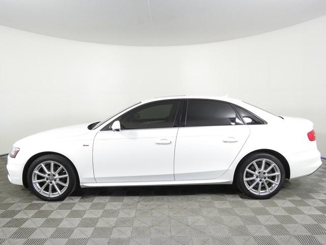 Used 2016 Audi A4 2.0T Premium Plus