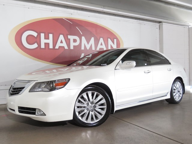 Used 2012 Acura RL SH-AWD w/Tech