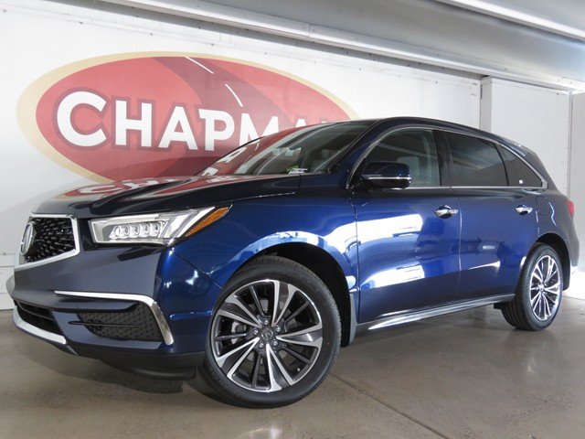 2020 Acura MDX AWD Tech Pkg