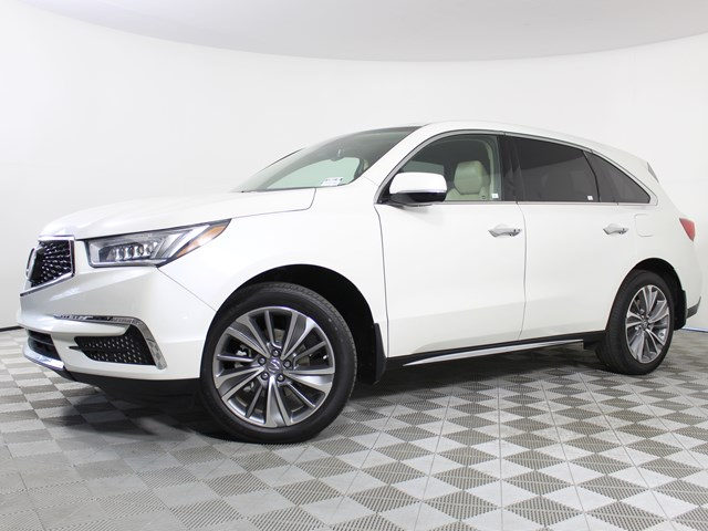 Certified Pre-Owned 2017 Acura MDX w/Tech