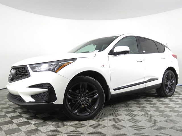 Certified Pre-Owned 2019 Acura RDX w/A-SPEC