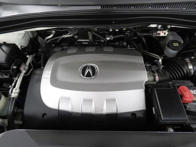 2011 Acura MDX SH-AWD w/Advance