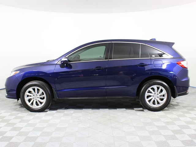 Used 2018 Acura RDX w/Tech