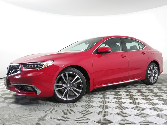 Certified Pre-Owned 2019 Acura TLX w/Advance