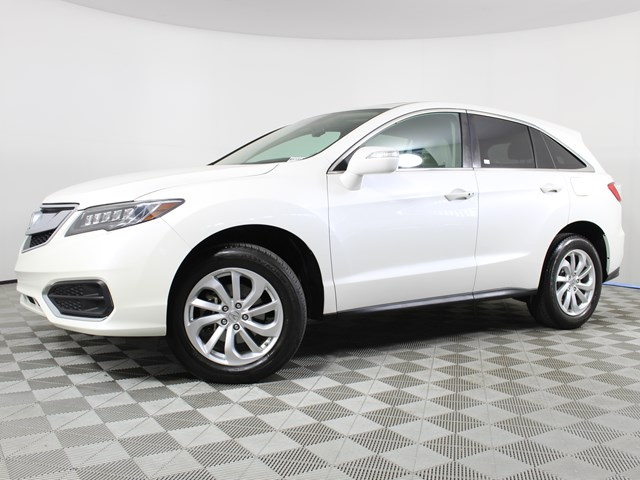 Used 2016 Acura RDX w/Tech