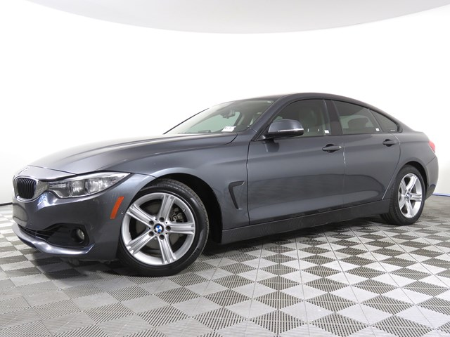 2015 BMW 4-Series 428i Gran Coupe