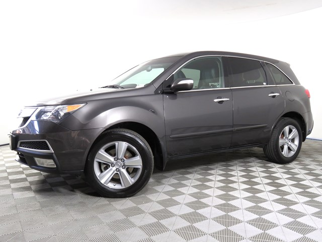Used 2010 Acura MDX SH-AWD w/Tech