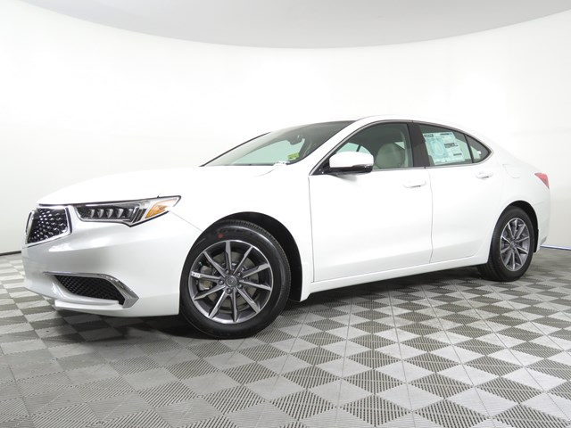 2020 Acura TLX  8-Speed Double Clutch FWD