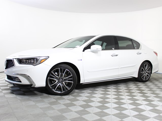 Used 2018 Acura RLX SH-AWD Sport Hybrid w/Advance