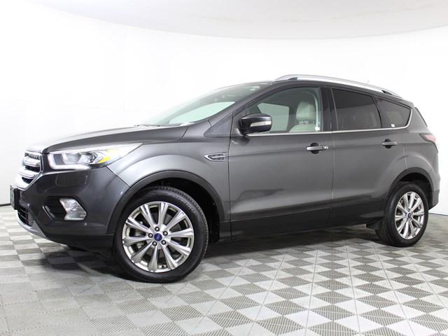 Used 2017 Ford Escape Titanium