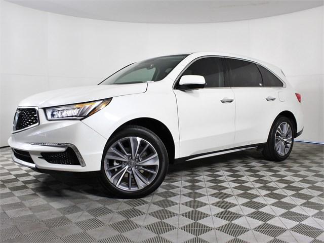 Used 2018 Acura MDX w/Tech