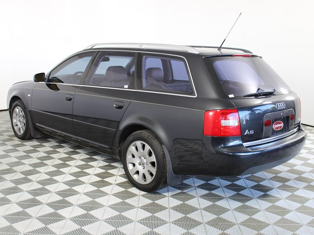 1999 Audi A6 Avant quattro 2.8