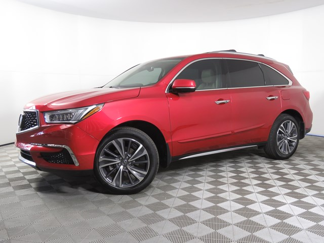 Certified Pre-Owned 2019 Acura MDX w/Tech