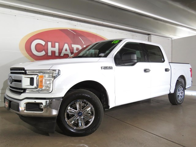 Used 2018 Ford F-150 XLT Crew Cab