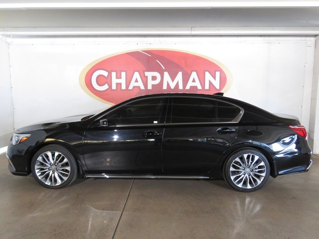 Used 2018 Acura RLX w/Tech