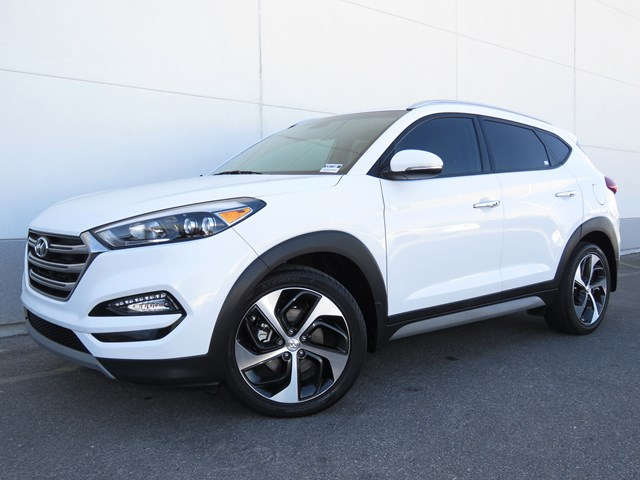 Used 2017 Hyundai Tucson Limited