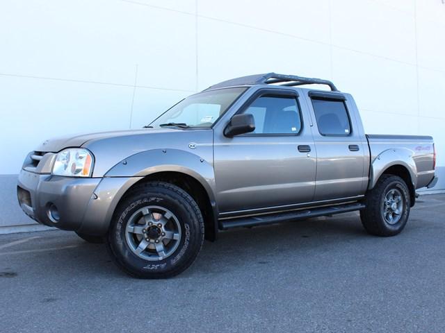 2003 Nissan Frontier XE Crew Cab