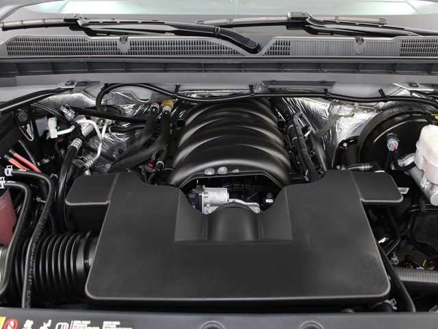 2018 Chevrolet Silverado 1500 LT Extended Cab