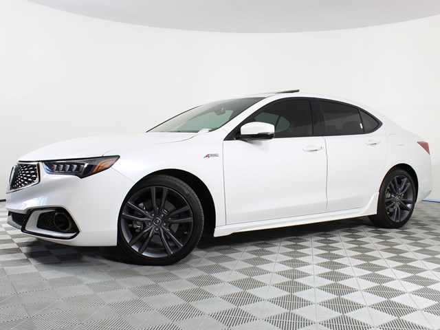 2019 Acura TLX w/Tech w/A-SPEC