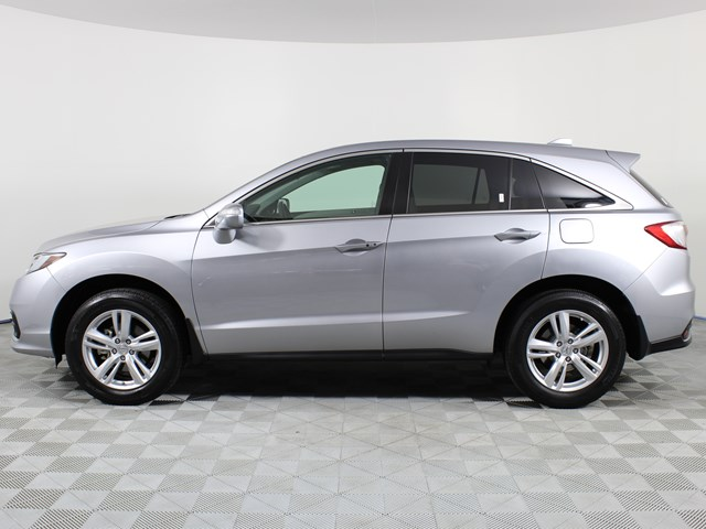 Used 2017 Acura RDX w/Tech