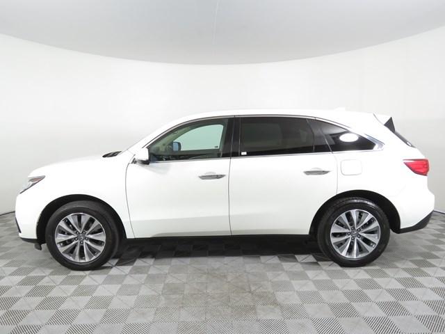 2015 Acura MDX SH-AWD w/Tech