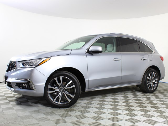 Used 2020 Acura MDX SH-AWD w/Advance w/RES